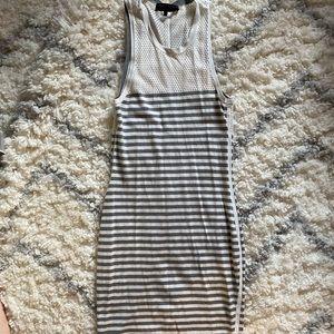 Rag & Bone Striped Dress Small